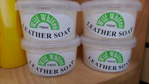 Wilf Whites Saddle Soap